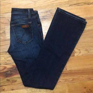 Joes Jeans -Skinny Kick Boot Size 23